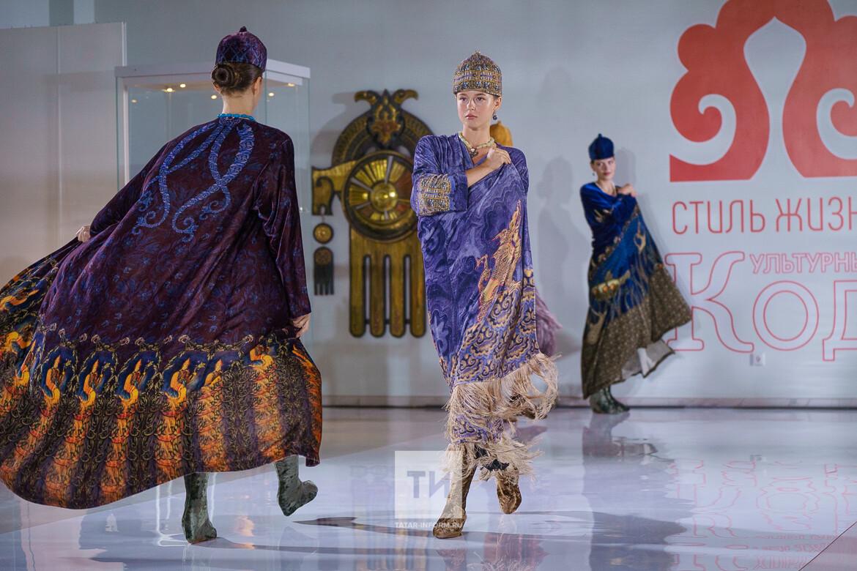 Новый виток развития национальной моды: в Казани открылся I Этно-Fashion фестиваль