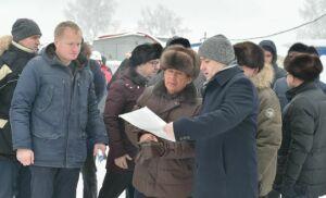 Рустам Минниханов призвал ускорить темпы строительства ЖК «Салават Купере»