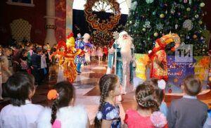 72 тыс. жителей Татарстана в новогодние каникулы посетили театры республики