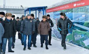 В комплексе «Казань Экспо» первые выставочные мероприятия состоятся уже в этом году