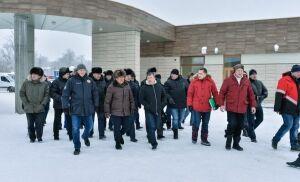 Рустам Минниханов предложил создать в новом зооботсаду мультимедийную площадку
