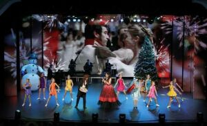 «Новогодние приключения Буратино» в Татгосфилармонии посмотрели 12 тыс. зрителей