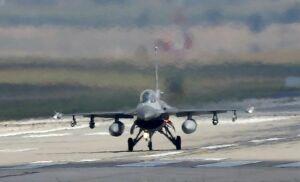 Турция поставила под вопрос размещение ВВС коалиции на базе Инджирлик