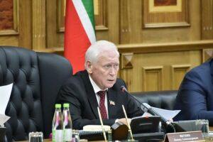 Леонид Якунин о бюджете РТ-2018: Впервые выйдем на сессию только с поправками Кабинета Министров