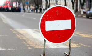 В Казани до 26 ноября ограничено движение транспорта на перекрестке улиц Тукая и Татарстан