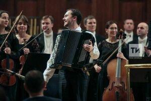 Айдар Гайнуллин привел в восторг гостей Concordia исполнением саундтрека к ленте Вырыпаева «Эйфория»