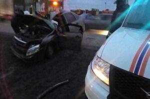 В Тукаевском районе РТ в ДТП погиб пассажир легковушки