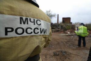 Спасатели МЧС Татарстана направились на помощь коллегам в Ижевск