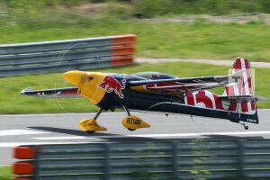 Казань вновь примет авиагонки Red Bull Air Race вследующем году