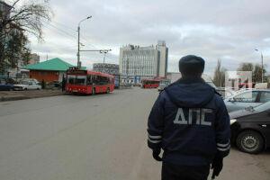 Казанский «Тоннель»: нарушают даже водители автобусов