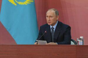 Путин пригласил представителей Казахстана в Казань на чемпионат мира по рабочим профессиям