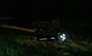 В Лаишевском районе в вылетевшем в кювет авто пострадали водитель и пассажир