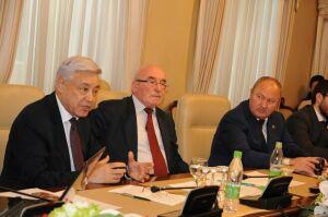 Мухаметшин: Право регионов на ведение международных связей обогащает внешнюю политику РФ