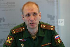 Начальник пункта отбора на военную службу по контракту по РТ: Армии нужны инженеры и водители