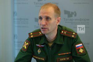 За пять лет на военную службу по контракту из Татарстана отправились 45 женщин