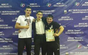 Армрестлеры Агрыза отправятся на первенство России в Екатеринбург