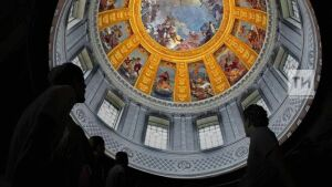В переданном ГМИИ РТ под выставки Русского музея здании появится планетарий искусств
