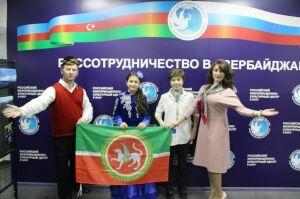 В Баку на выставке SALAM Tatarstan! презентовали туристический потенциал РТ
