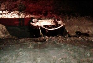 После ДТП в Мамадышском районе 22-летний парень попал в реанимацию