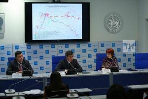 В Татарстане в этом году отремонтировано более 120 км федеральных дорог