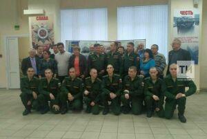 В научных ротах будут служить восемь призывников из Татарстана