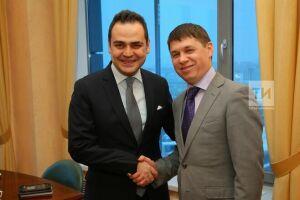 Генконсул Турции сзаключительным визитом посетил ИА«Татар-информ»