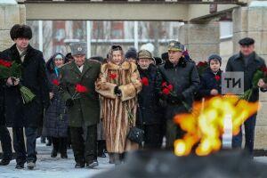 В Казани отметили День Героев Отечества