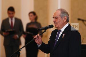 Минтимер Шаймиев: В России нельзя быть слабым