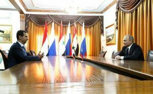 Путин пообещал Асаду помощь в восстановлении мирной жизни в Сирии