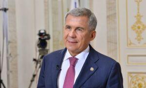 Президент Татарстана намерен посетить Дагестан