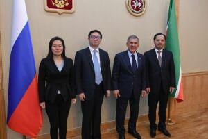 Китайские компании пообещали помочь Татарстану в переработке и утилизации мусора