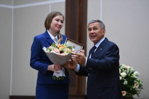 В Казани наградили лучших работников арбитражной системы Татарстана