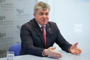 Наиль Магдеев: Компании Алексея Миронова вернули 28 земельных участков на 2,5 млрд рублей