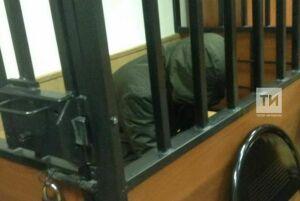 В Казани суд арестовал подозреваемого в насилии над школьницей 22-летнего парня