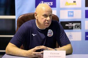 Наставник «Енисея»: Надеемся, что этот «Финал четырех» Кубка России проведем лучше прошлогоднего