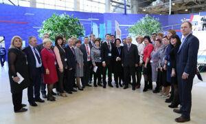 В Москве начался XVII съезд партии «Единая Россия»