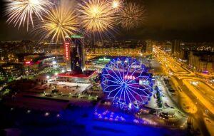 Каникулы в Ривьере: новогодняя ночь «в Голливуде», праздник «на высоте», аквапарк и экскурсии