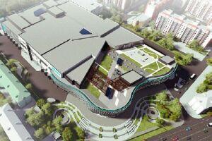 В Казани рядом с Исламским институтом построят превосходящий «Мегу» развлекательный центр