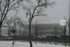 Из-за тумана три самолета совершили вынужденную посадку в аэропорту Казани