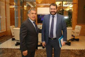 Взаимодействие РАНХиГС и Татарстана обсудили в Доме Правительства РТ