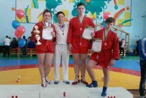 Лаишевские спортсмены стали третьими в первенстве Татарстана по самбо