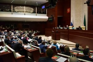 При доработке законопроекта о нематериальном культурном наследии предложено применить книгу Шаймиева