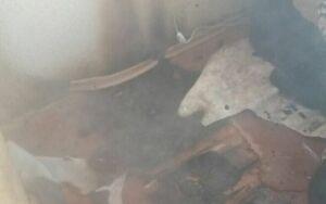 В Казани сварочные работы в подвале дома привели к пожару в квартире