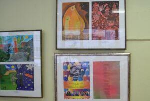 Челнинские школьники создали арт-проект по стихотворению Мусы Джалиля
