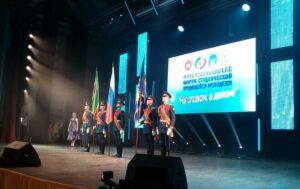 В Казани открылся форум трудящейся молодежи «Не словом, а делом!»