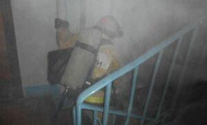 В Челнах пьяный чуть не сжег квартиру, в которой жили три семьи