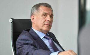 Рустам Минниханов – в пятерке глав регионов, с которых срисовали «профиль успешного губернатора»