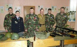 В татарстанской школе открыта мемориальная доска в память о выпускниках-героях