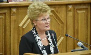 Татьяна Ларионова заявила о необходимости усилить контроль за организацией горячего питания в школах