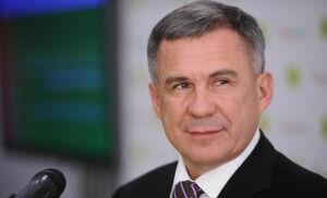 Президент РТ принял участие в заседании Бюро Высшего совета партии «Единая Россия»